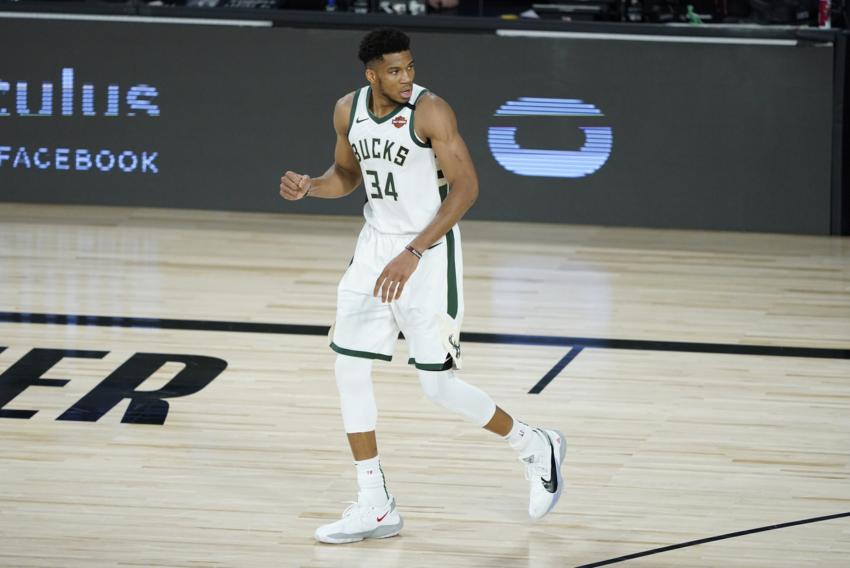 Giannis Antetokounmpo is the MVP (Again) ... So What Does That Mean for His Future?