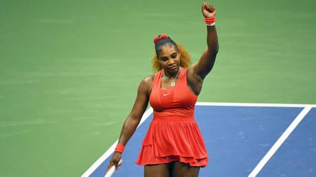 Serena Williams © REUTERS / Robert Deutsch