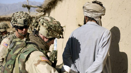 The ICC prosecutor has been looking into alleged war crimes committed by US troops in Afghanistan
