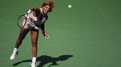Into the quarters: Serena Williams