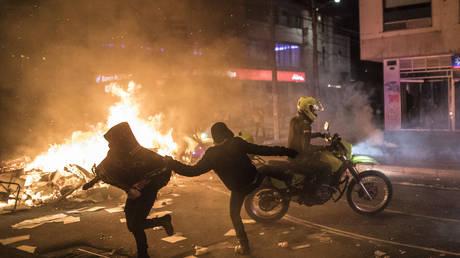 © AP Photo/Ivan Valencia