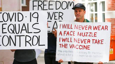 Coronavirus measures more divisive for UK than Brexit – poll