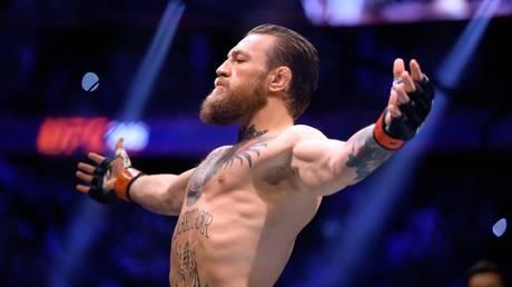 Accused: UFC star Conor McGregor