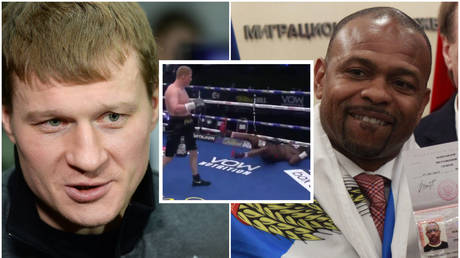 'He showed strength of Russian spirit. It made me happy to be a part of this culture!' Roy Jones Jr. on Povetkin KO of Whyte