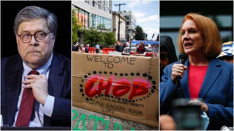 New York, Portland et Seattle ont été désignées « juridictions anarchistes » par le ministère de la Justice et devraient perdre leur financement fédéral