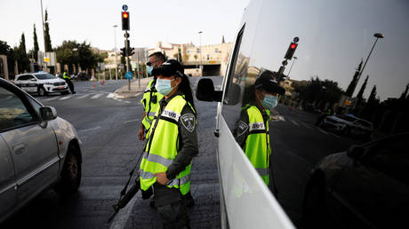 Israel becomes 1st country to start a 2nd NATIONWIDE lockdown over coronavirus - rt
