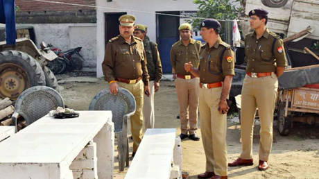 Police arrested the man following the incident. © Rampur Police/ FILE PHOTO