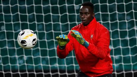 Keeper competition: Chelsea close in on Edouard Mendy signing as boss Frank Lampard reveals player is undergoing Blues medical