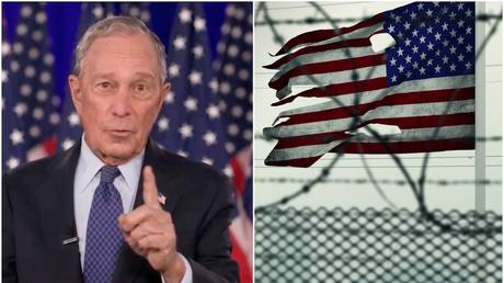 Bloomberg raises $16mn to restore voting rights to black & Hispanic felons in Florida on presumption they'll vote ...