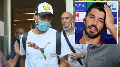 Juve got to be joking: Police probing if Luis Suarez CHEATED Italian citizenship exam ahead of failed Juventus move