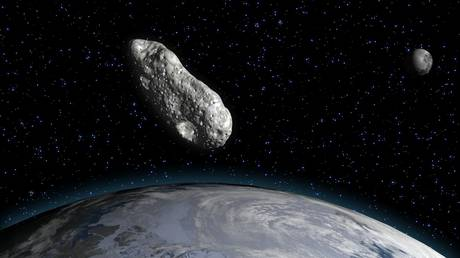 Closer than weather sats: Asteroid only discovered 5 DAYS ago whizzes by Earth in latest close call