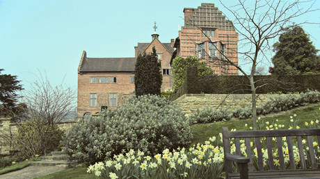 Chartwell - Winston Churchill's country home (Kent, England).