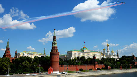 Moscow © Nina Zotina via REUTERS