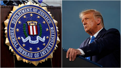 'They were trying to do a coup!': Trump says after FBI docs reveal agents bought liability insurance during Flynn probe