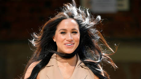 FILE PHOTO: Meghan Markle
