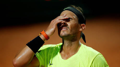 Spanish star Rafael Nadal is preparing for very different conditions at the French Open. © Reuters