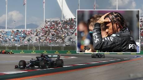 Russian Grand Prix: Flying Finn Bottas wins in Sochi as penalty costs Hamilton dear in bid to equal Schumacher record