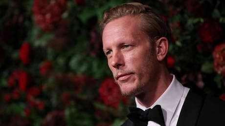 FILE PHOTO: Laurence Fox attends the 65th Evening Standard Theatre Awards at the London Coliseum on November 24, 2019 in London, England.