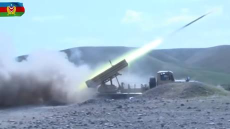 © YouTube / Azerbaijan's Defense Ministry