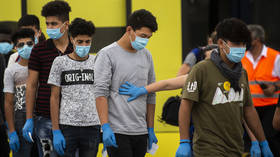 Migrant shelter for unsupervised minors in Greece quarantined following coronavirus outbreak