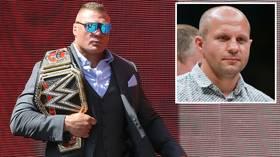 Brock vs. Fedor? Brock Lesnar confirmed as a FREE AGENT, as Jon Jones and Bellator both express an interest in WWE superstar