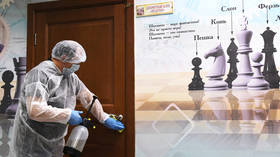 As Covid-19 pandemic rolls on, Russia becomes fourth country to pass one million confirmed cases, joining Brazil, India & the US