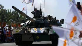 Washington decides to lift 33-year-old arms embargo on Cyprus amid intense Greek-Turkish crisis