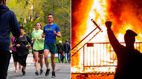 NYT columnist goes for a jog, sees no mayhem and declares that New York's alleged surge in crime is a 'nonexistent crisis'
