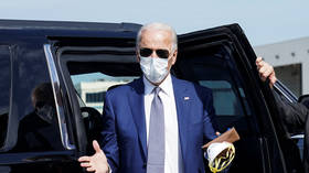 Biden follows Trump to Kenosha, meets with Jacob Blake's family despite father's anti-Semitic posts surfacing
