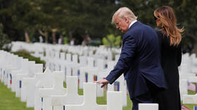 'What animal would say such a thing?' Trump trashes anonymous claims he called dead veterans 'losers & suckers'