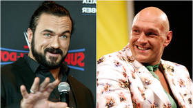 'Big SH*THOUSE': Tyson Fury vows to KO WWE champion Drew McIntyre in mega crossover fight (VIDEO)