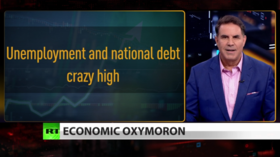 'Yes, this bubble will burst!' – Richard Wolff on US economy (full show)