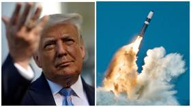 Threat of using NUKES grows bigger under Trump & renewing milestone START treaty may be 'too late' – Noam Chomsky tells RT
