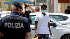 What a fine man! Italian mayor suggests imposing penalties for WEARING a face mask when 'unnecessary'