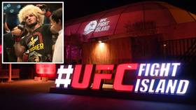 Return to 'Fight Island': UFC will head back to Abu Dhabi for five-event run, including Khabib vs. Gaethje at UFC 254 (VIDEO)