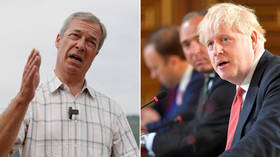 Farage pledges to revive Brexit Party and 'kill the Tories' if BoJo caves to EU in crunch talks