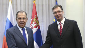 Serbian president Vucic informs Russia's foreign minister Lavrov about US-brokered deal with Kosovo