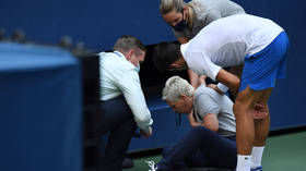 'So unintended. So wrong': Djokovic apologizes for hitting line judge with ball after US Open disqualification