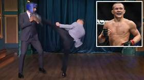 'You are next!' UFC bantamweight champion Petr Yan 'calls out' Conor McGregor on Instagram after KICK on chat show host (VIDEO)