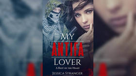 'MY ANTIFA LOVER': 'Steamy' leftist novel about Congresswoman Alexandria falling in love with a rioter leaves readers in disbelief