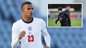 'I can only apologize for the embarrassment caused': Man United starlet Greenwood sorry for sneaking girls into England team hotel