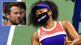 'It's giving her MORE energy': Naomi Osaka's coach lauds star for 'UNBELIEVABLE' strike to support racial injustice protests