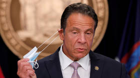 'Trump caused Covid-19 outbreak in New York', Governor Cuomo claims, saying president should've banned Europe travel SOONER