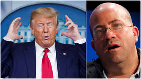 CNNgate? CNN chief Jeff Zucker offered Trump 'WEEKLY SHOW' & gave 'the boss' tips for presidential debate in leaked 2016 audio