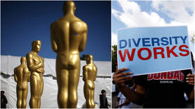 'A disgrace to all artists' or not enough? Hollywood spars over woke diversity quota for future Oscar 'Best Picture' award