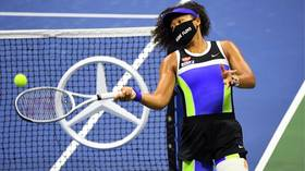 'Flawless' Naomi Osaka powers into US Open semi-finals while carrying social justice messages along the way