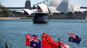 'Blatant irrational behavior': Beijing accuses Australia of 'harassing' Chinese journalists