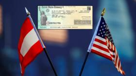 US government accidentally mails $1,200 Covid-19 stimulus checks to at least 130 bewildered Austrians – report