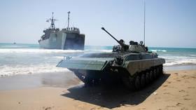 US withdraws its drones as Iran launches massive drills near strategic Strait of Hormuz – state TV