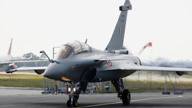 India displays first French-made Rafale fighter jets as Air Force inducts them to Golden Arrows squadron (VIDEO)